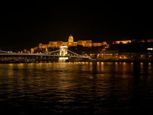 Buda at Night