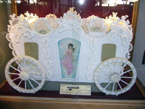 Marzipan Carriage