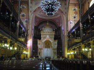 Inside Great Synagogue