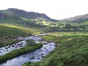 River in Ring of Kerry