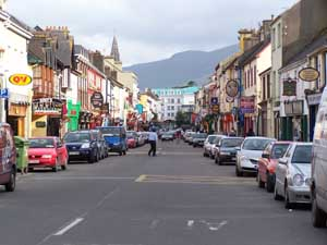 Killarny Shopping Street