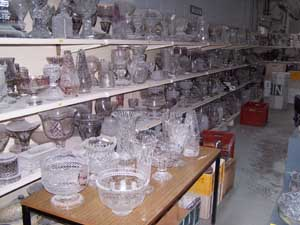 Showroom - Waterford Crystal Factory
