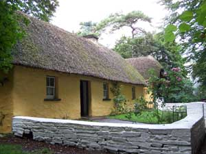 Cottage - Bunratty Folk Park