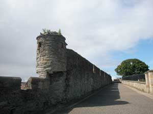 Derry Wall Bastion