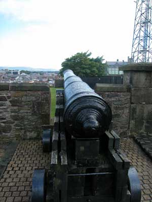 Derry Wall Cannon