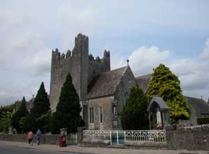 Church in Adare
