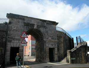 Derry Wall Gate
