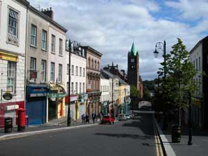 Derry Shopping Street