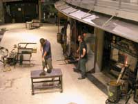 Glass Museum Hot Shop