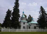 Kenai Russian Church