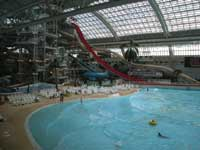 Mall water park
